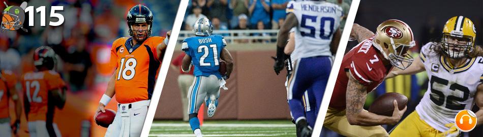 Overtime 115 - A primeira semana de NFL