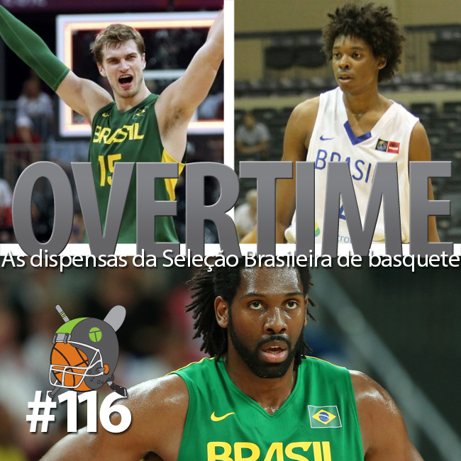 As dispensas da Seleção Brasileira de basquete