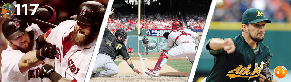 Overtime 117 – Os Playoffs da MLB
