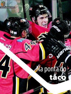 Na ponta do taco: Monahan e o futuro dos Flames